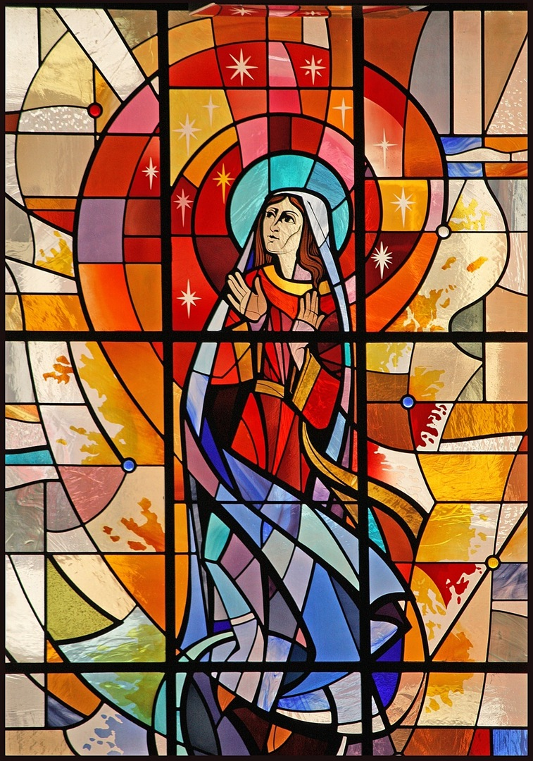 A Woman Clothed with the Sun. (Rev. 12:1)